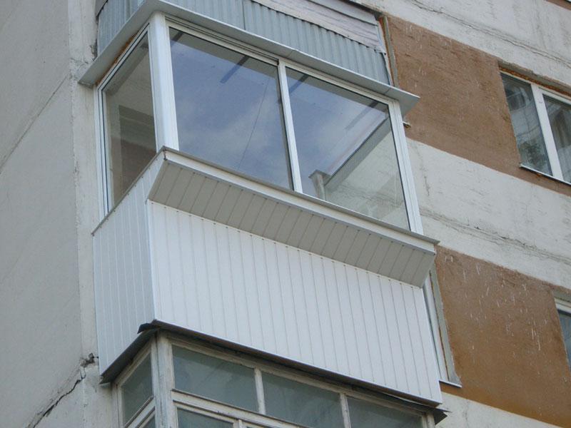Остекление балкона с выносом москва получить разрешение..