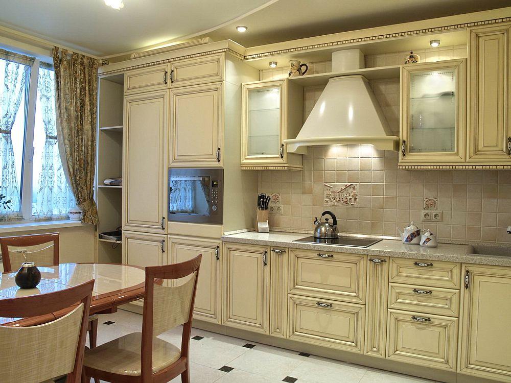 Фото кухни простой дизайн